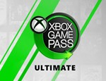 XBOX GAME PASS ULTIMATE (WIN10/XBOX ONE) 1 год