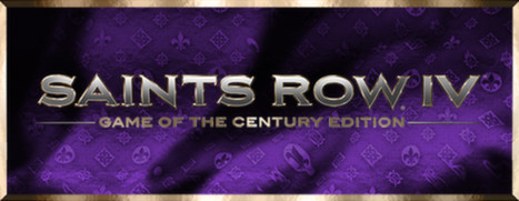 Saints Row IV: Game of the Century Edition (Steam Gift)