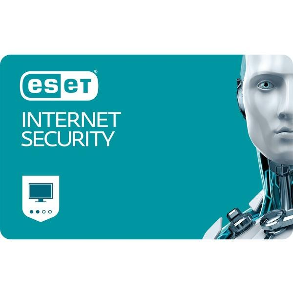 ESET NOD32 INTERNET SECURITY 1 год 1 ПК Windows