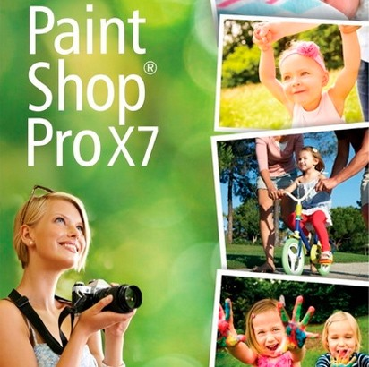 COREL PaintShop Pro X7 REGION FREE