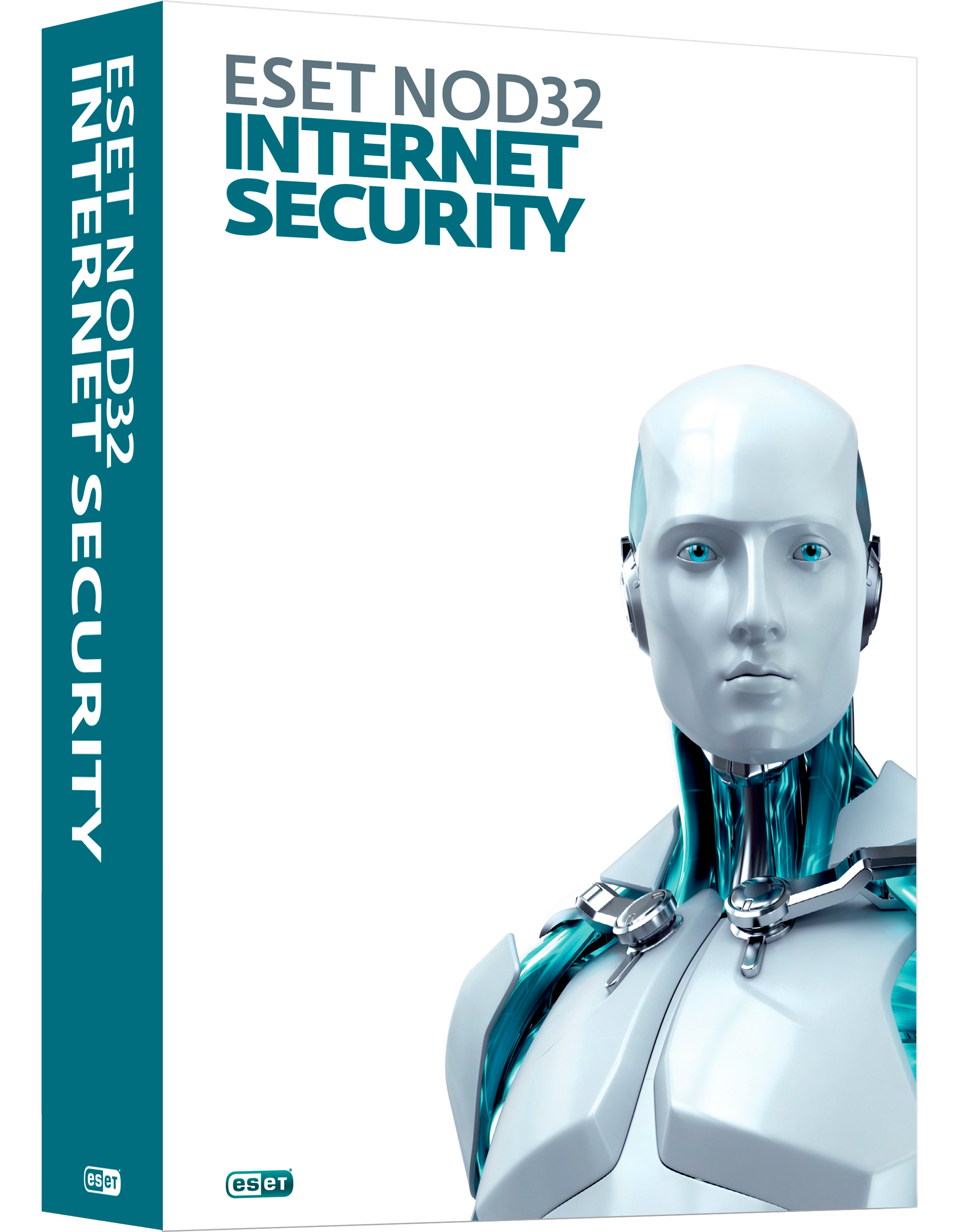 ESET NOD32 INTERNET SECURITY 5 лет 1 ПК Windows