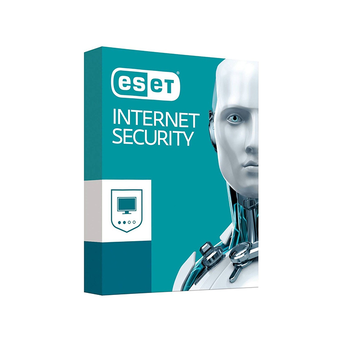 ESET NOD32 INTERNET SECURITY 1 year 1 PC Windows
