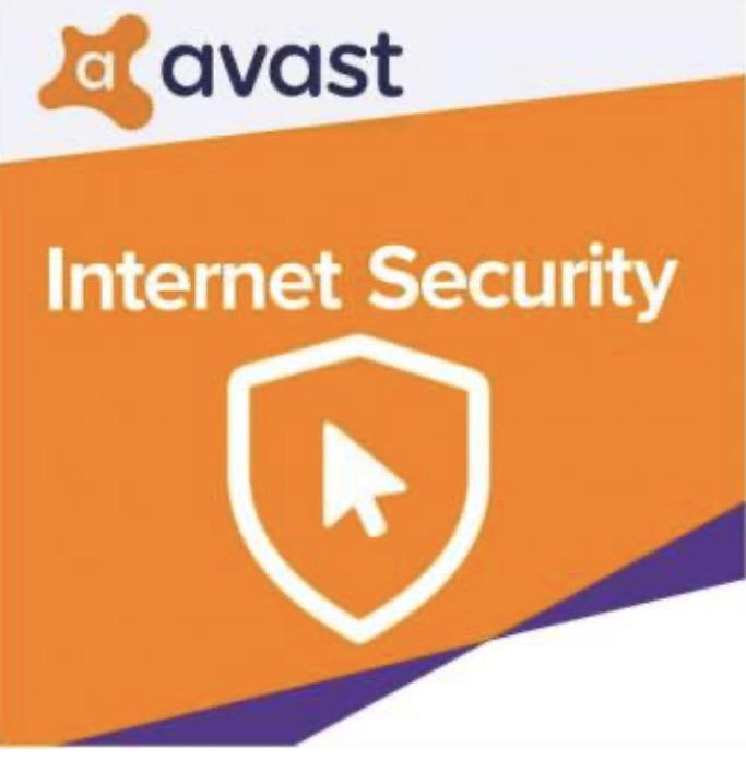 AVAST INTERNET SECURITY 1 PC 1 YEAR NEW LIC
