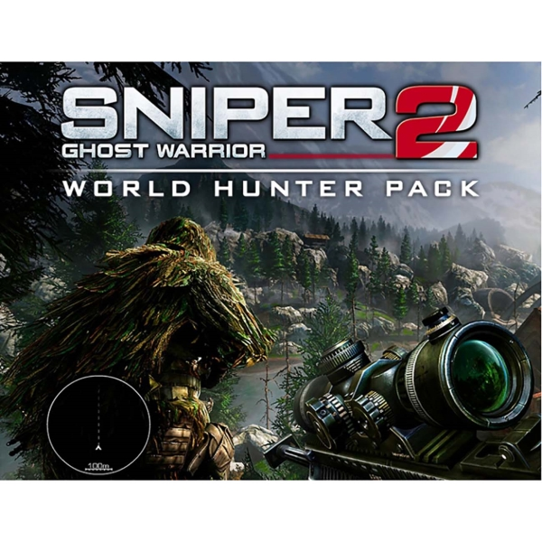 Sniper Ghost Warrior 2: World Hunter Pack DLC