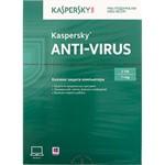 KASPERSKY Anti-Virus 2 ПК 1 год RUS KL1171RBBFS