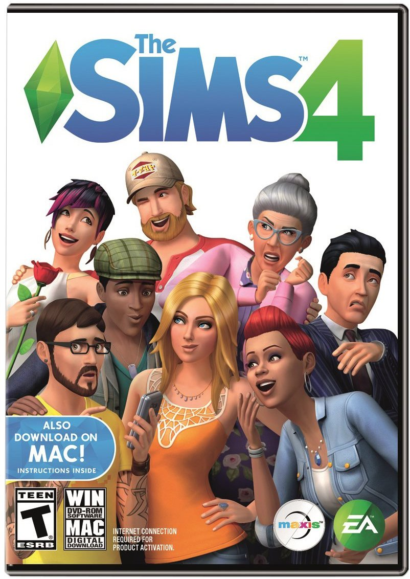 sims 4 free download license key