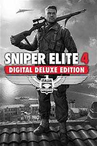 Sniper Elite 4 Digital Deluxe Edition for XBOX ONE