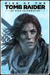 Rise of the Tomb Raider:20 Year+Mortal KombatX XBOX ONE