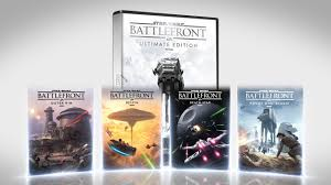 STAR WARS Battlefront Ultimate Edition+WARRANTY+BONUS