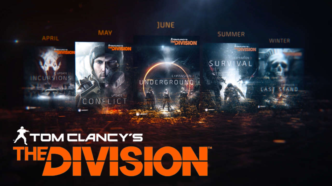 Tom Clancy s The Division+SEASON PASS+12% CASHBACK
