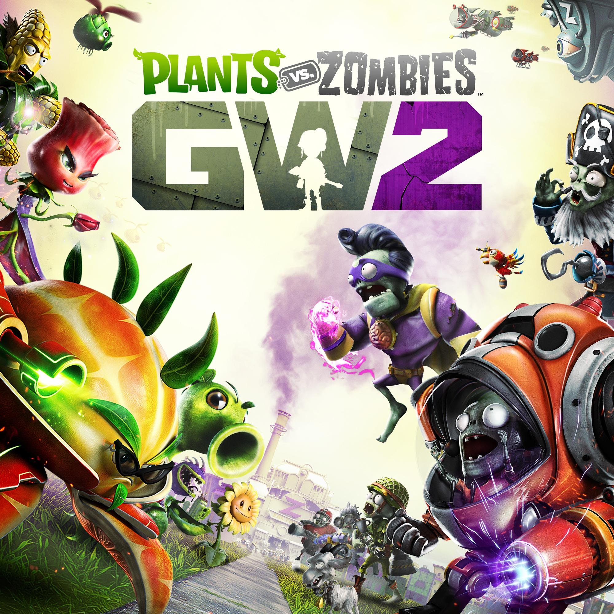 Plants vs Zombies Garden Warfare 2 +BONUS