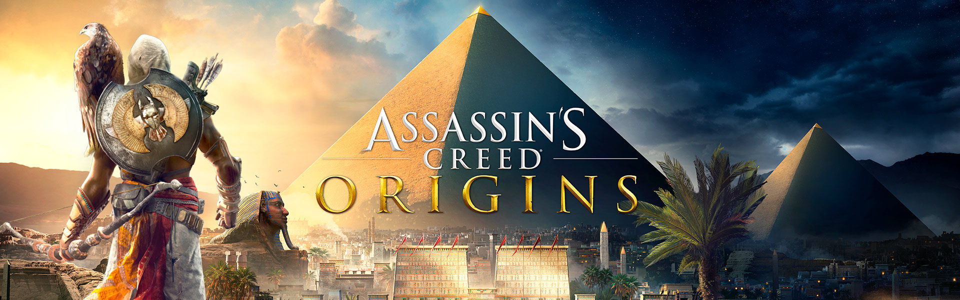 ASSASSIN S CREED ORIGINS+RU/ENG+WARRANTY+12% CASHBACK