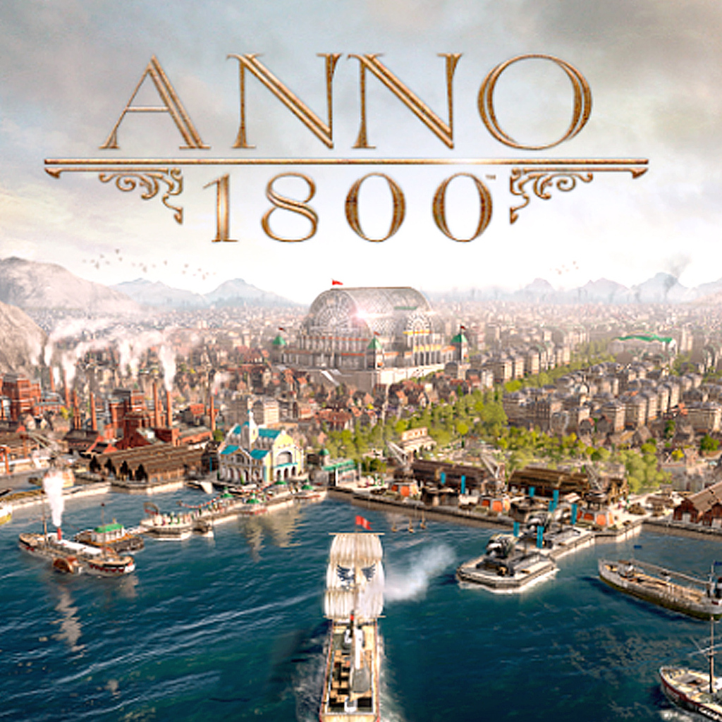 ANNO 1800+RU/ENG+ГАРАНТИЯ+ПОДАРОК