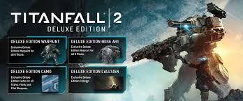 Titanfall 2 Deluxe Edition+ГАРАНТИЯ+12% CASHBACKㇳ
