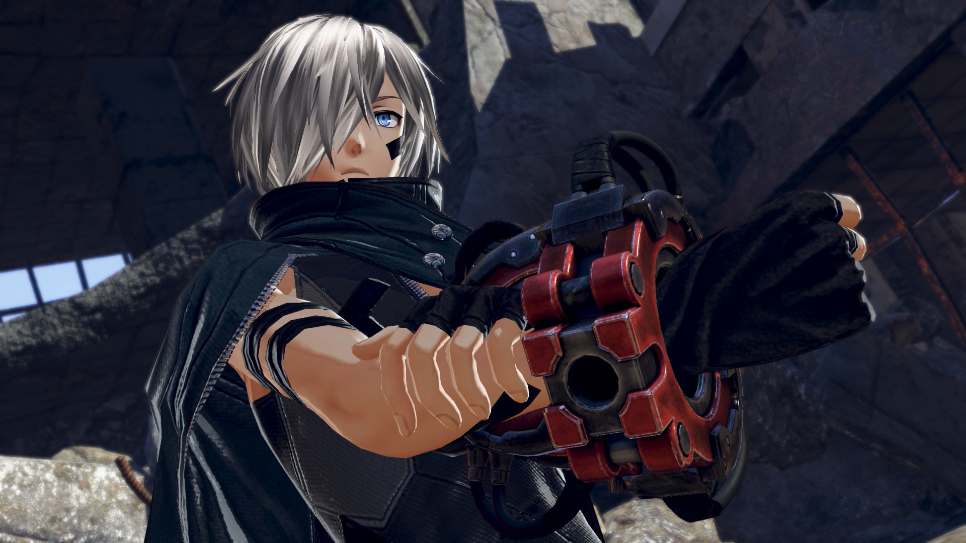 God Eater 3. STEAM-key (Russia + CIS)