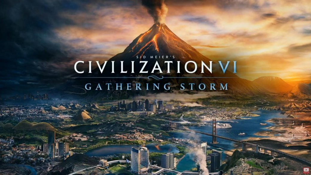 Civilization VI: Gathering Storm+GIFT (RU+CIS)