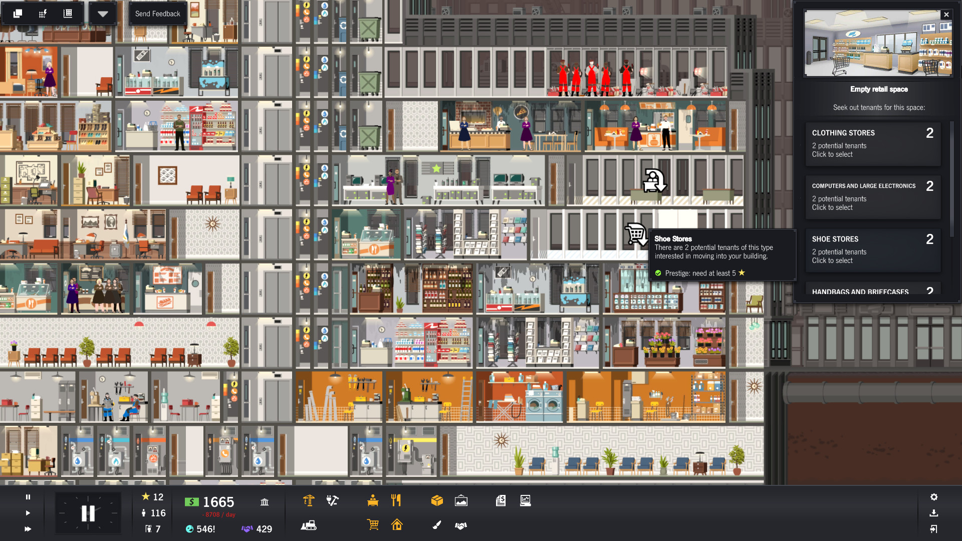 Project Highrise. STEAM-key (RUS+CIS)