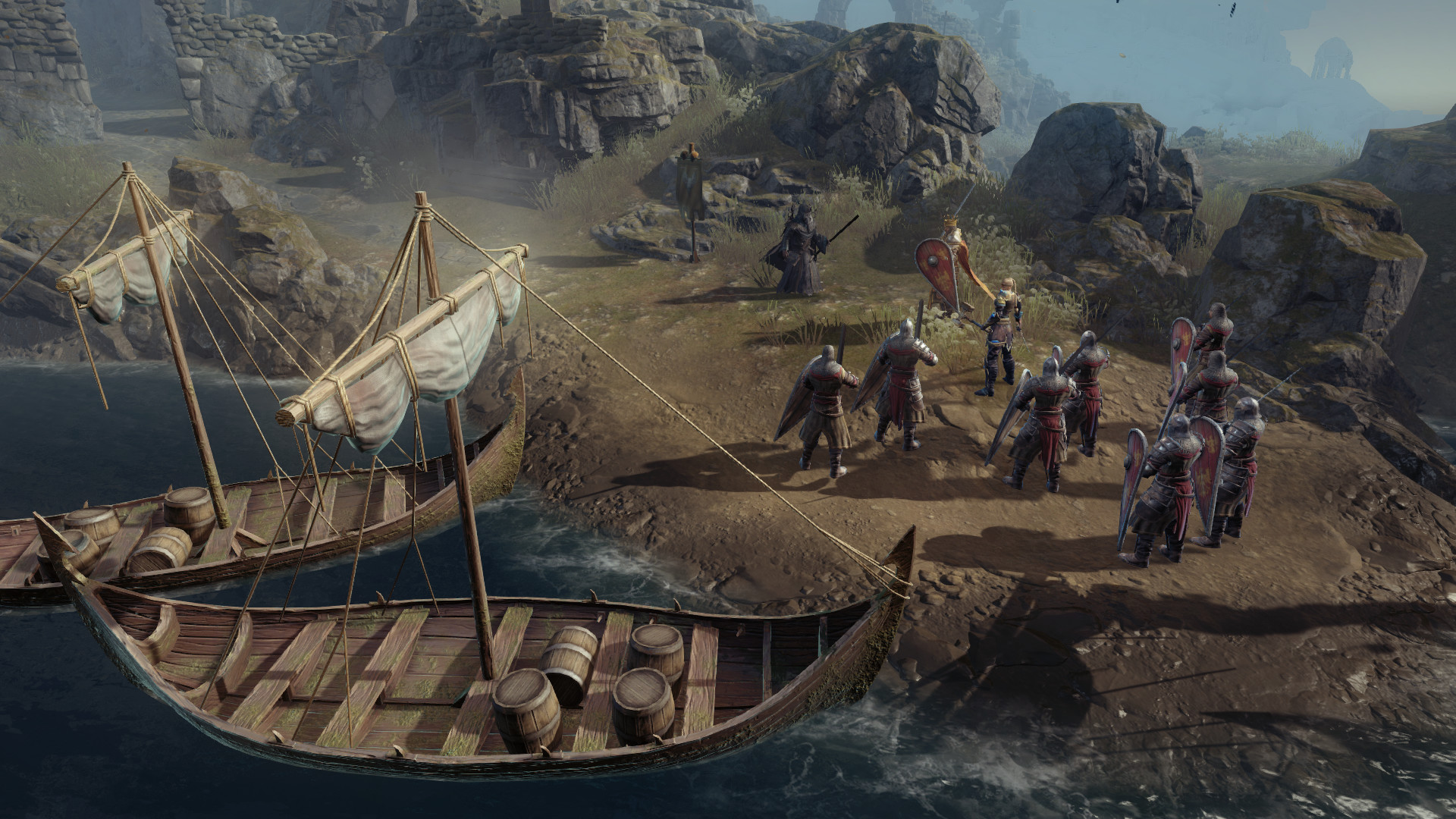 Vikings - Wolves of Midgard. STEAM-key (RUS+CIS)
