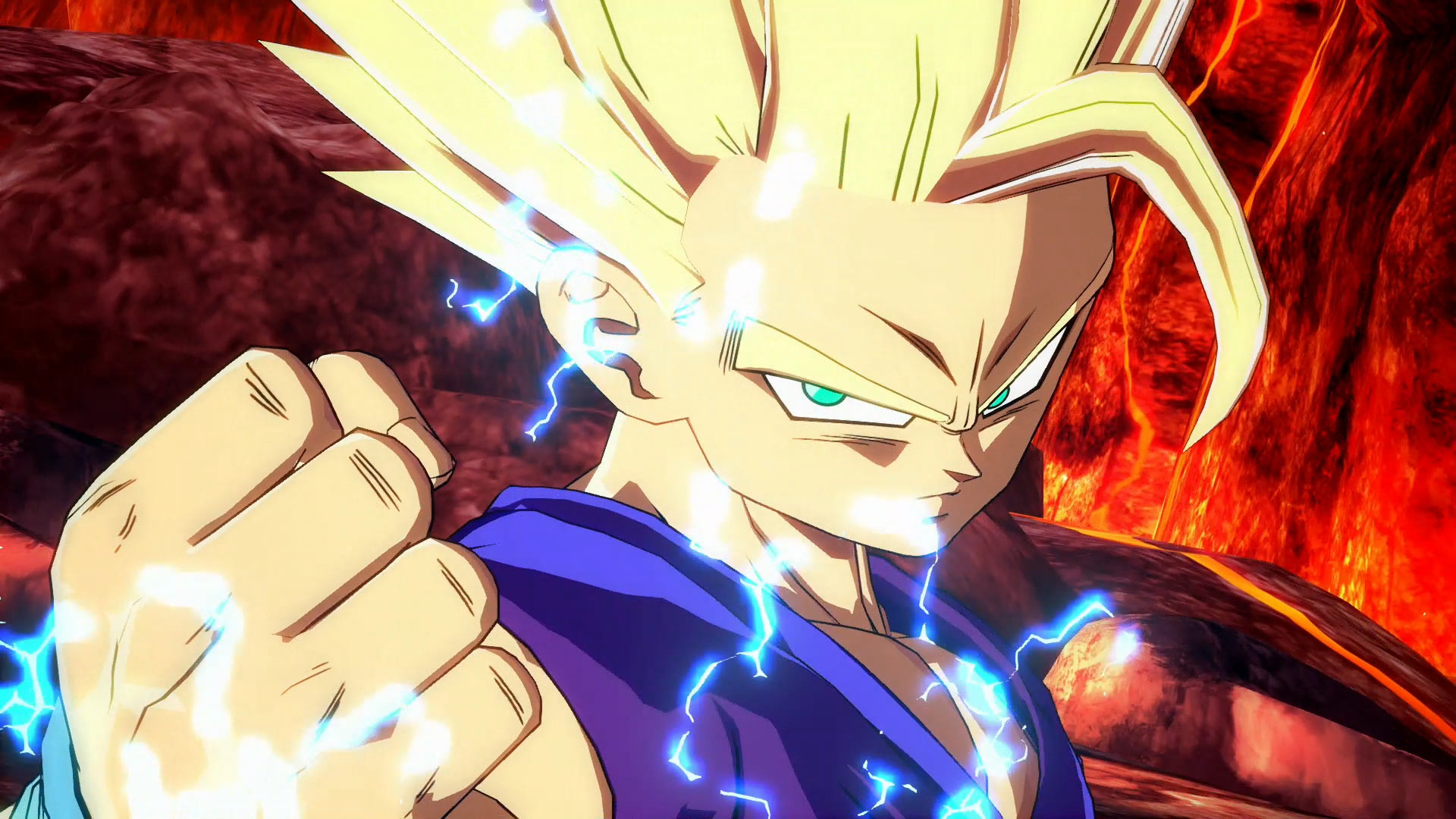 Dragon Ball FighterZ. STEAM-key+GIFT (RU+CIS) 2019