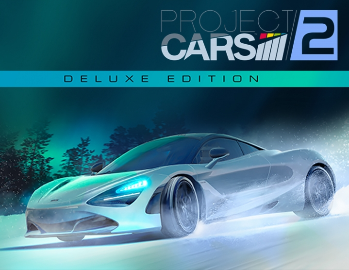 Project CARS 2 Deluxe Edition STEAM-key+GIFT RU+CIS