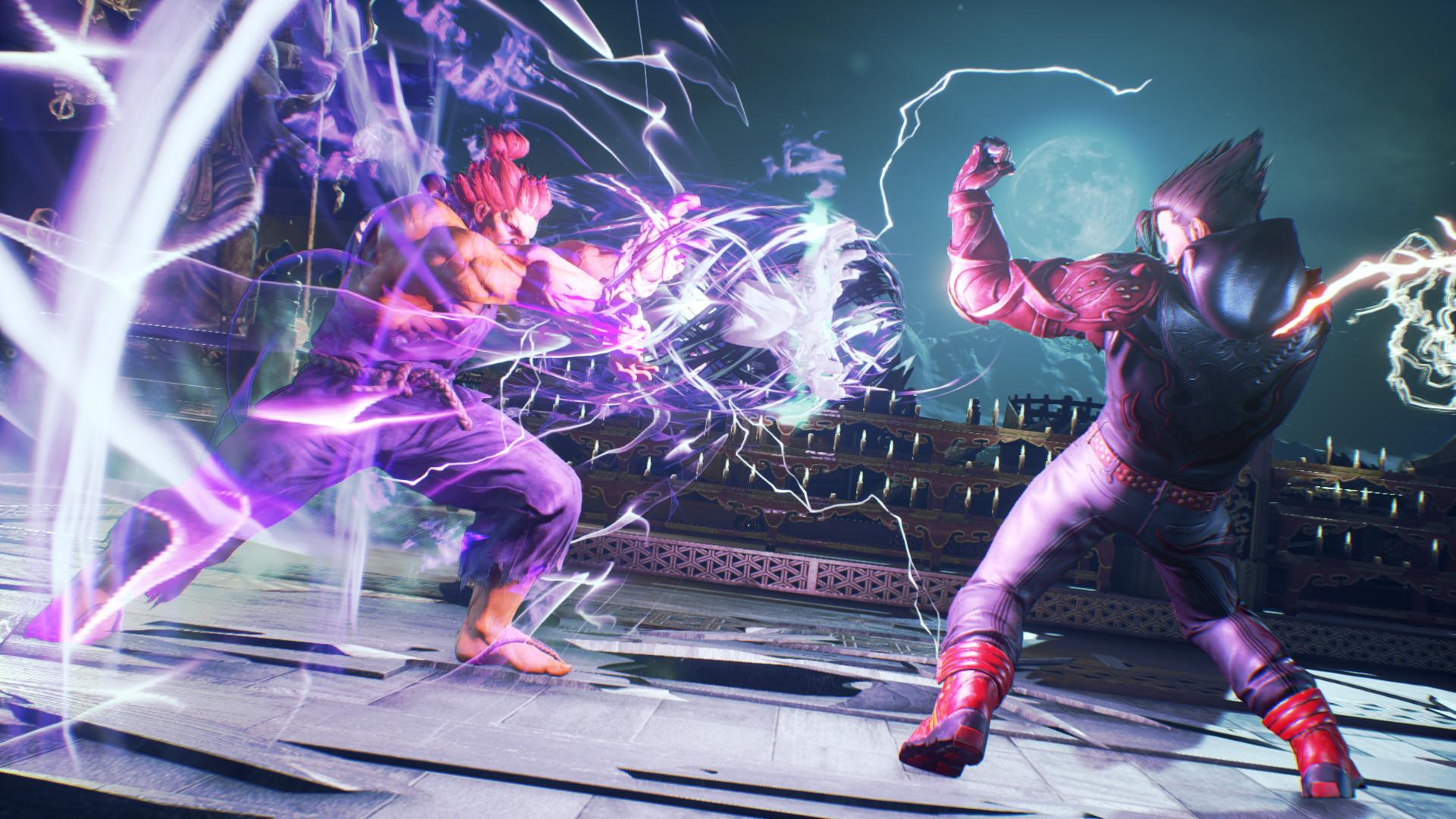 Tekken 7. STEAM-key+GIFT (RU+CIS) 2019