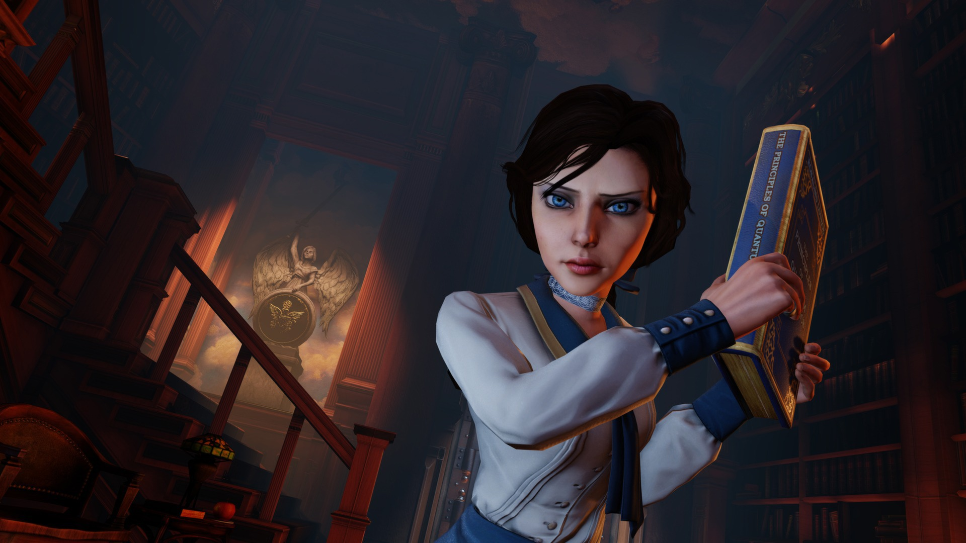BioShock Infinite. STEAM-key+GIFT (RU+CIS) 2019