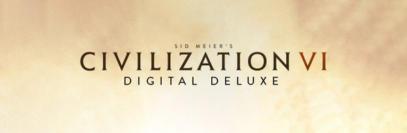 Civilization VI Deluxe STEAM-key+GIFT (RU+CIS)