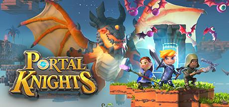Portal Knights. STEAM-key+GIFT (RU+CIS) 2019