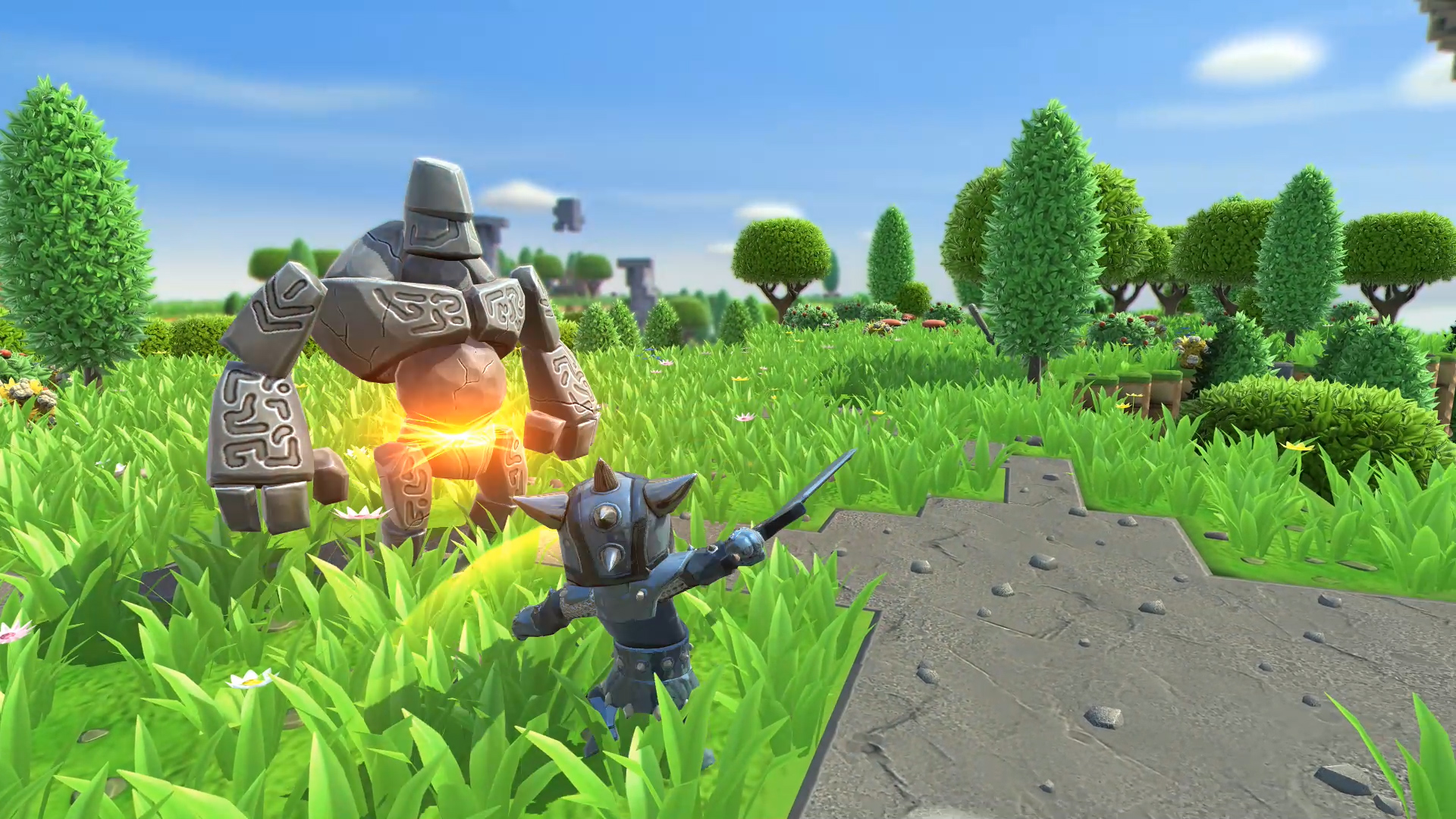 Portal Knights. STEAM-key+GIFT (RU+CIS)
