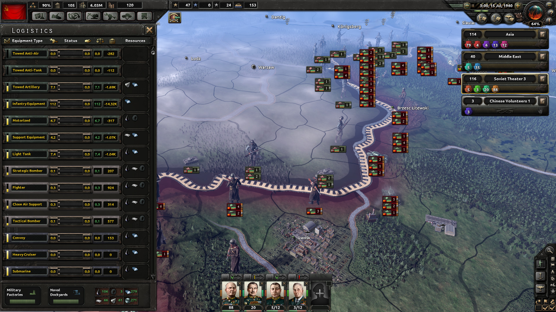 Hearts of Iron IV: Colonel Edition + GIFT (RU+CIS)
