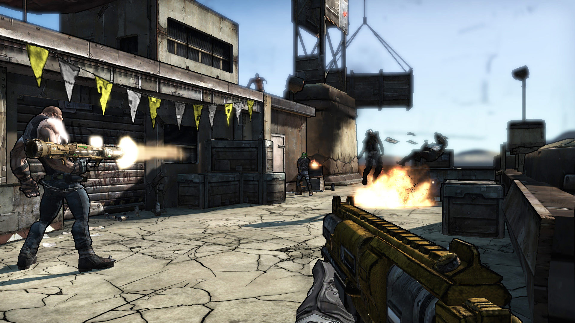 Borderlands: Game Of The Year STEAM-key (RU+CIS) 2019