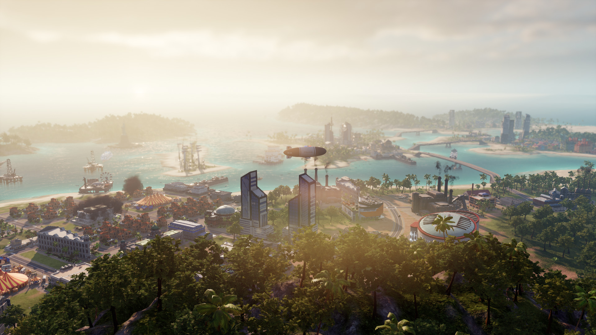 Tropico 6 El-Prez Edition. STEAM-key (RU+CIS)