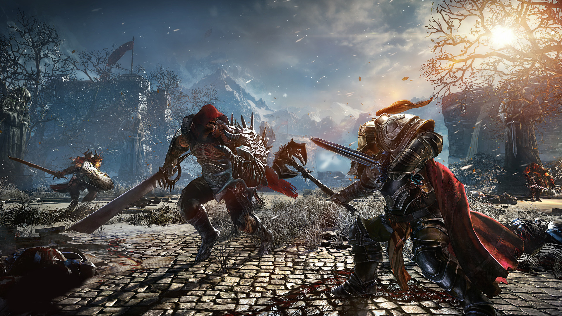 Lords of the Fallen GOTY. STEAM-key (RU+CIS)