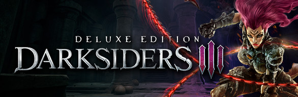 Darksiders 3 III Deluxe Edition STEAM-key+GIFT (RU+CIS)