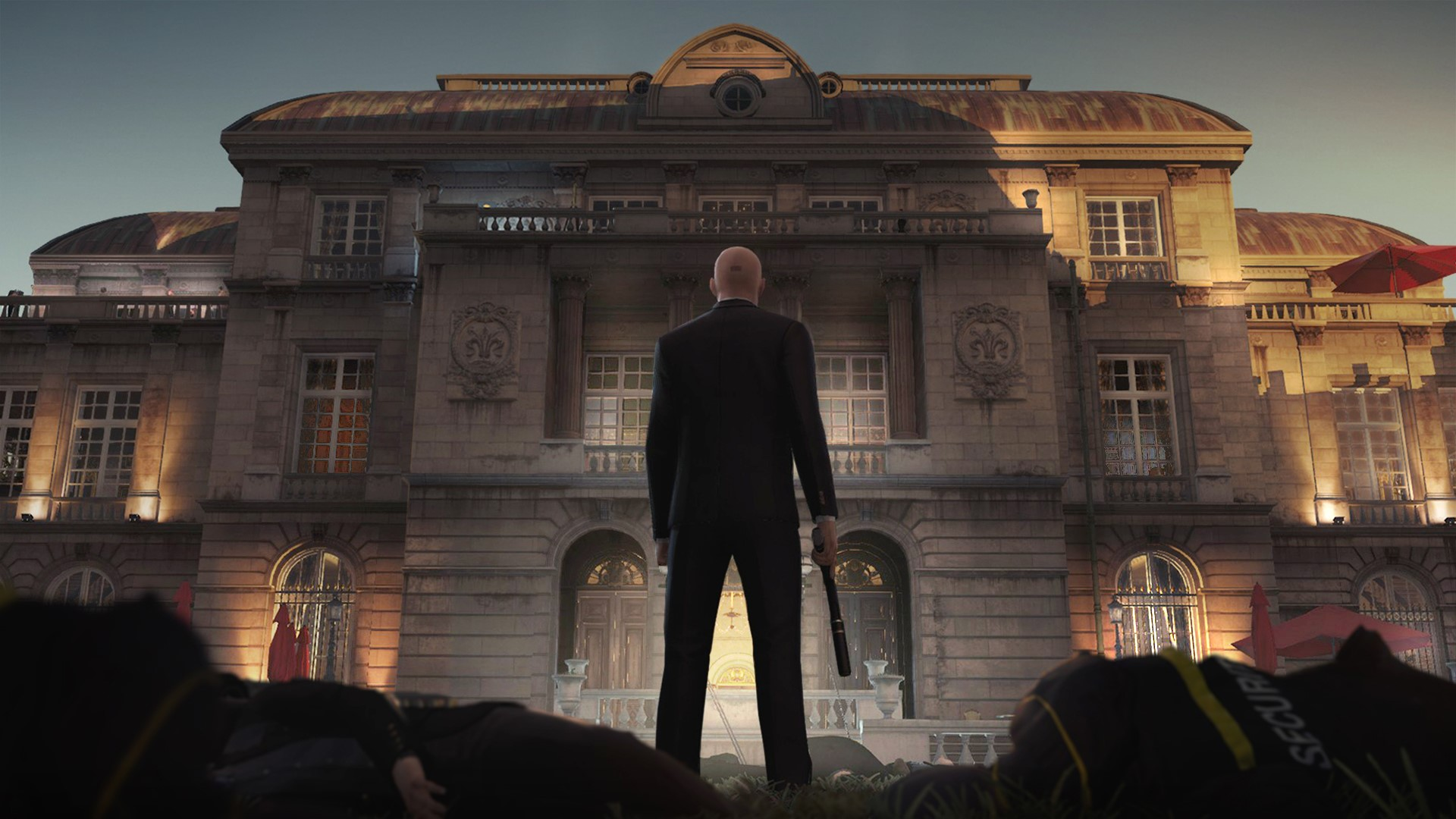 Hitman Game Of The Year GOTY STEAM-key+GIFT (RU+CIS)