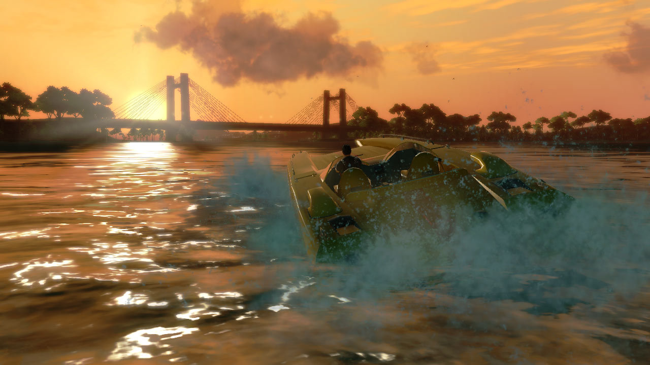 Just Cause 2. STEAM-key  (RU+CIS)