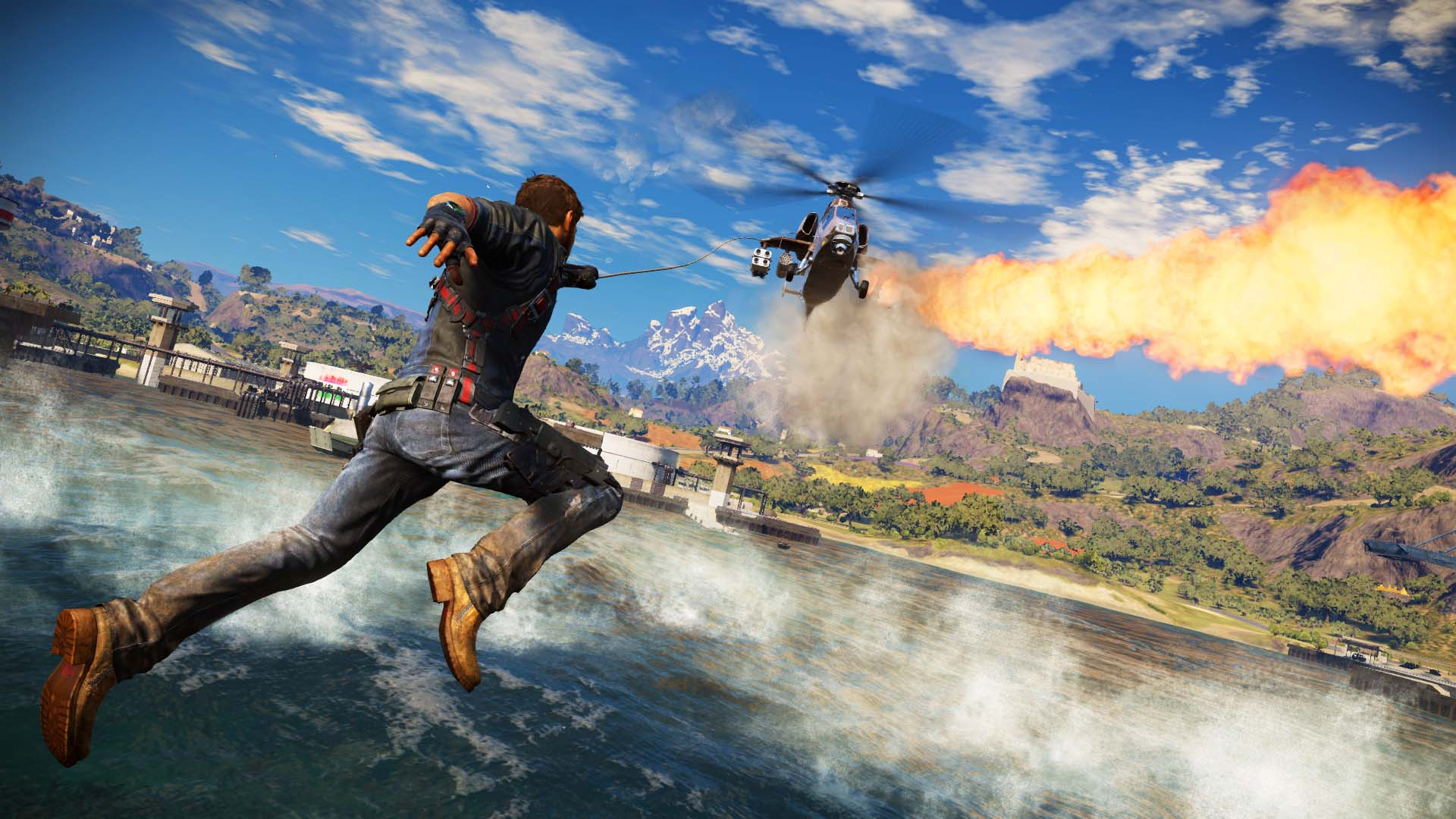 Just Cause 3. STEAM-key  (RU+CIS)