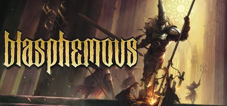 Blasphemous. STEAM-ключ (RU+СНГ)