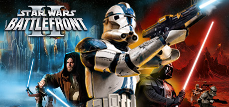 Star Wars Battlefront II (2005) STEAM-key (Region Free)