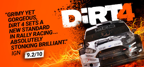 Dirt 4. STEAM-key (RU+CIS)