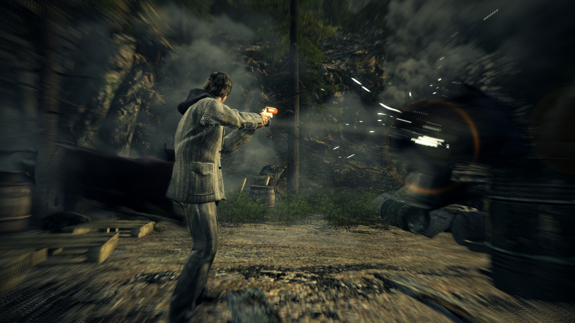 Alan Wake´s Collectors Edition. STEAM-key (Region Free)