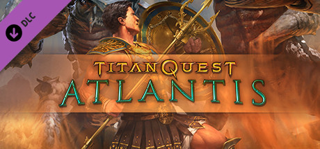 Titan Quest: Atlantis (DLC) STEAM-key+GIFT (RU+CIS)