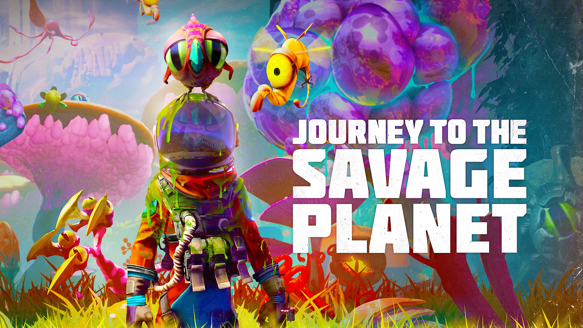 Journey to the Savage Planet. EPIC-ключи (RU+СНГ)