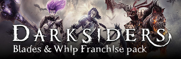 Darksiders Blades & Whip Franchise Pack. KEY (RU+CIS)