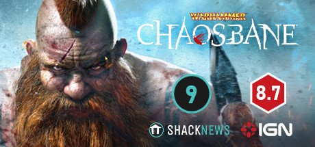 Warhammer: Chaosbane. STEAM-key+GIFT (RU+CIS)