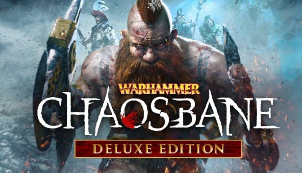 Warhammer: Chaosbane Deluxe STEAM-ключ+ПОДАРОК (RU+СНГ)