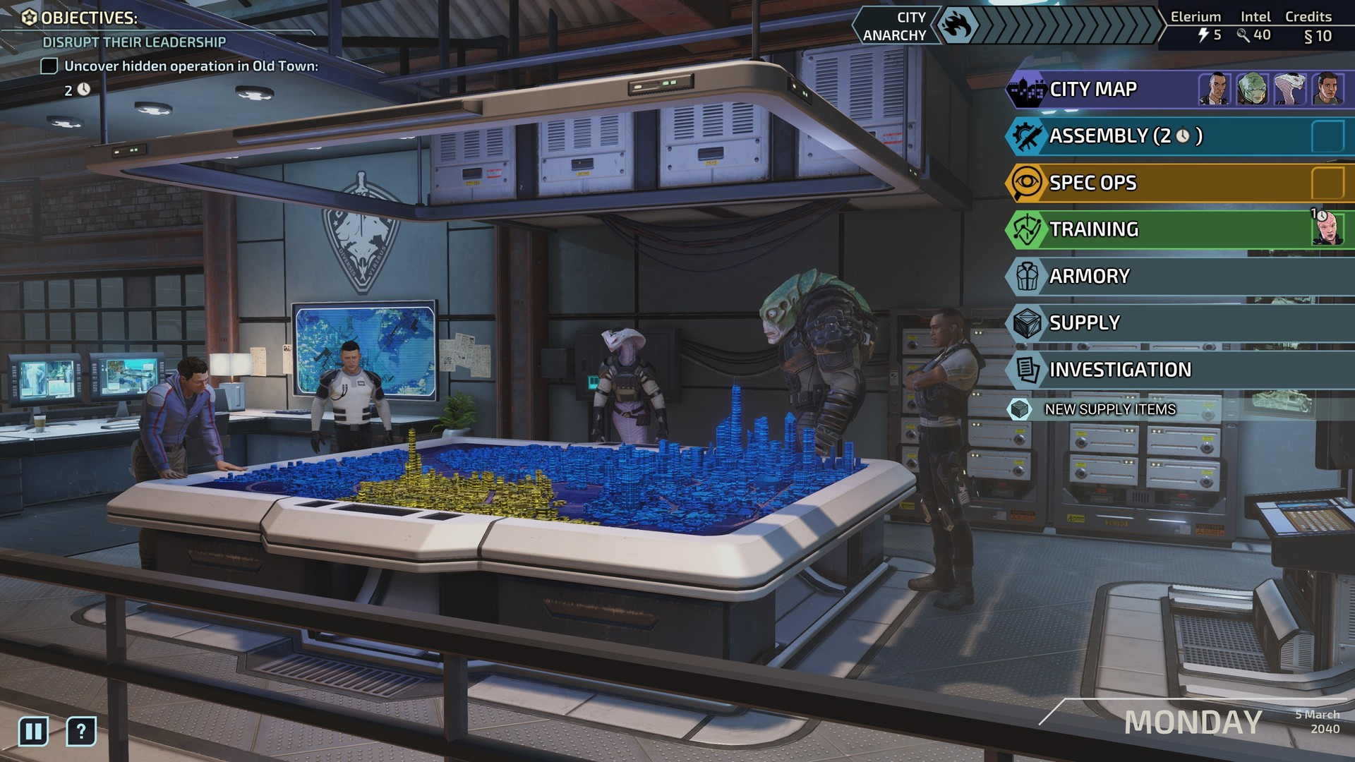 XCOM: Chimera Squad. STEAM-key+GIFT (RU+CIS)