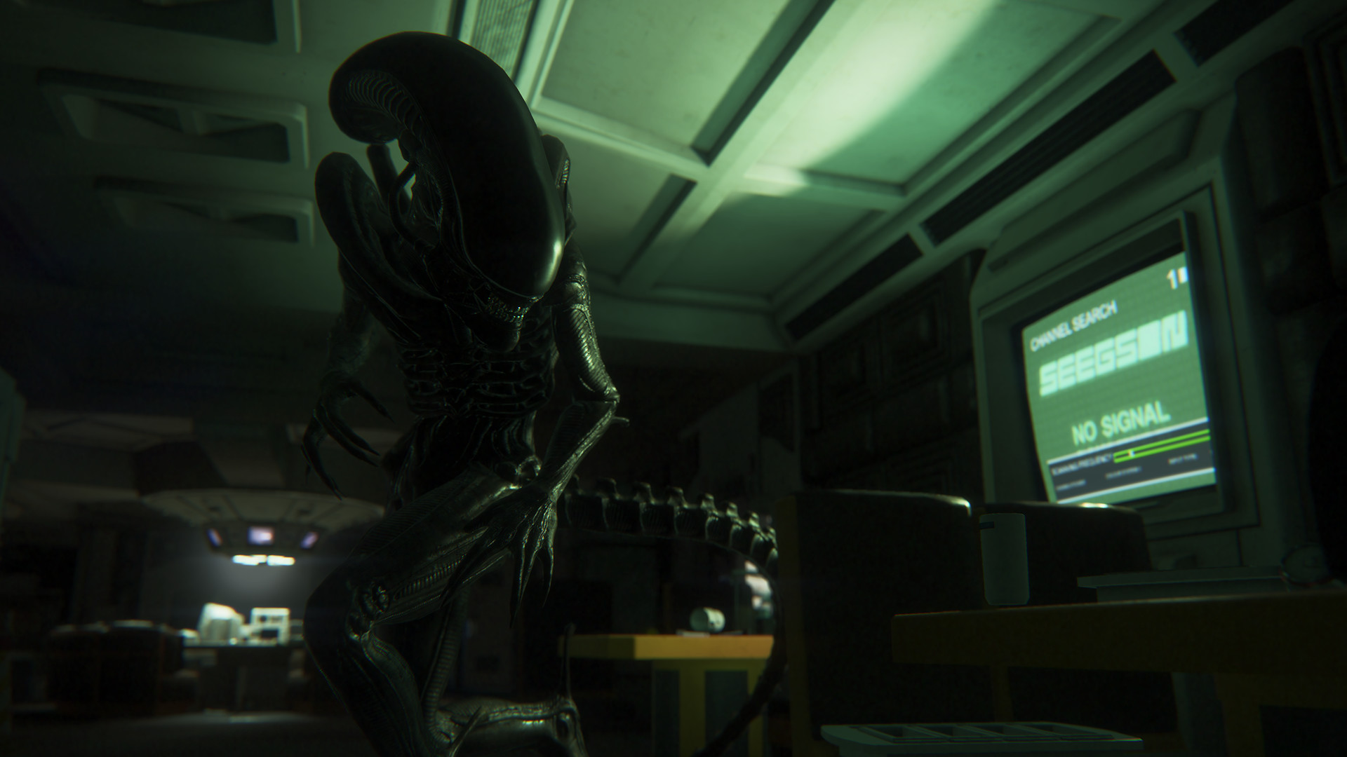 Alien Isolation: The Collection. STEAM-key (RU+CIS)