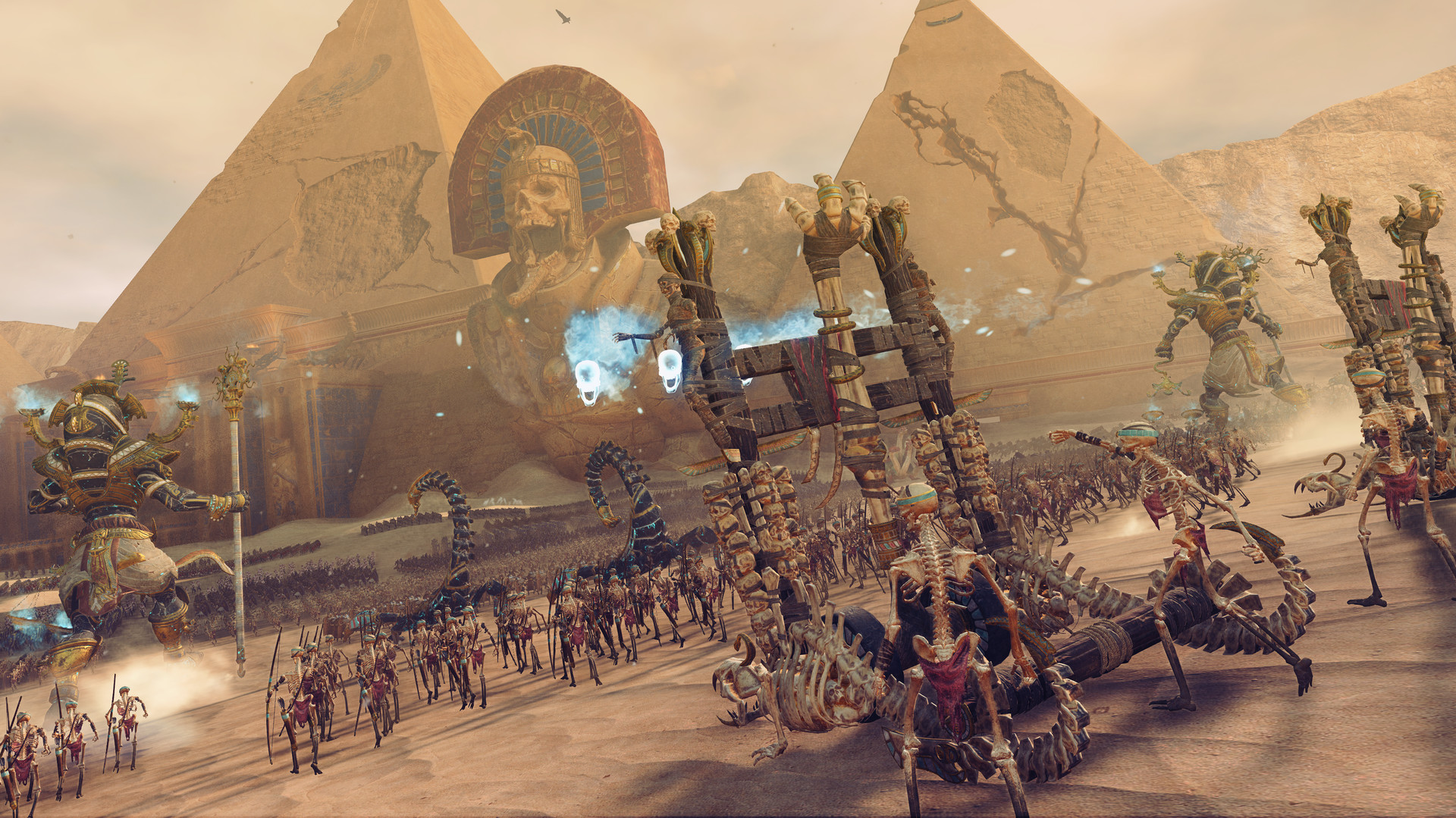 Total War: WARHAMMER II Rise of the Tomb Kings (RU+CIS)