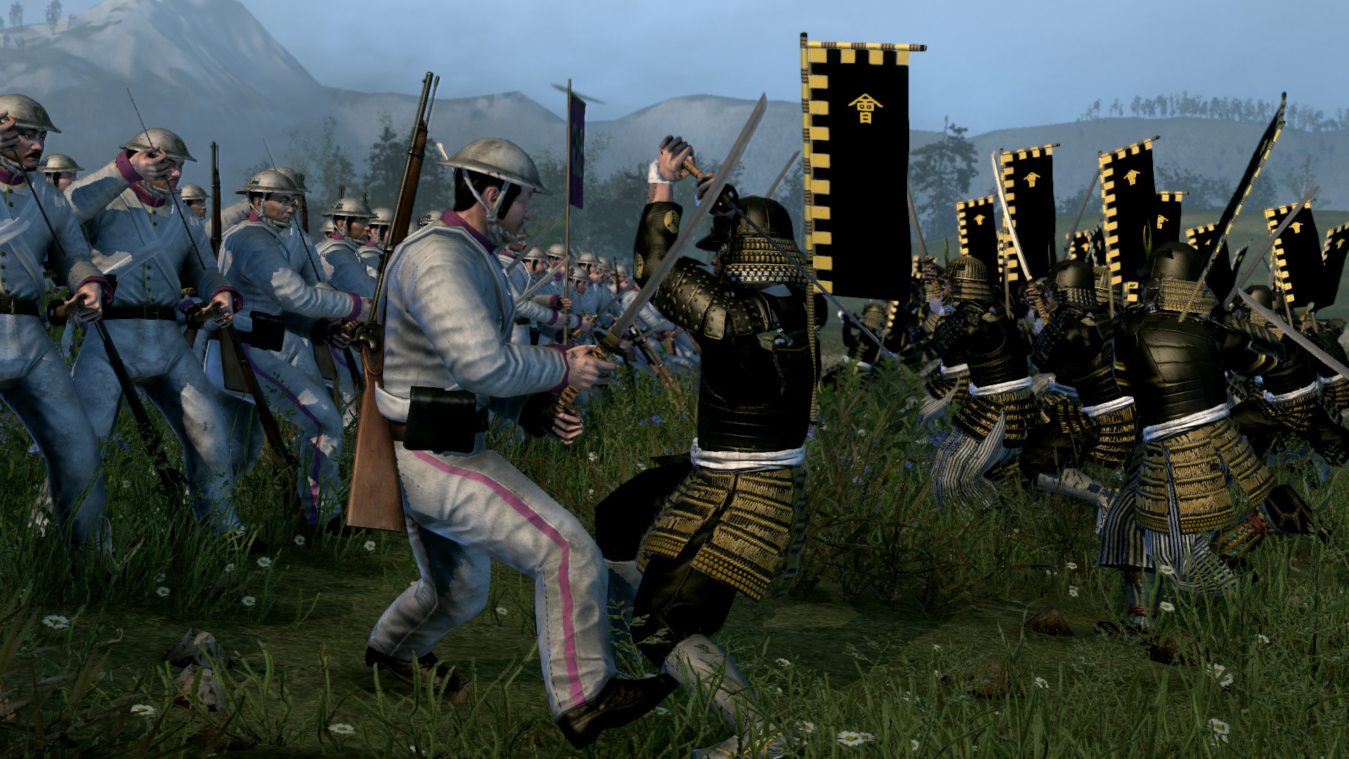 Total War Saga: FALL OF THE SAMURAI+GIFT (RU+CIS)